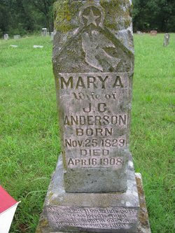 Mary A. Anderson