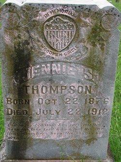 Jennie S. Thompson