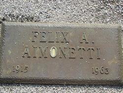 Felix Aimonetti