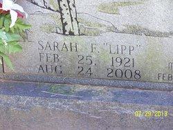 Sarah F. Sanny <i>Lipp</i> Carter