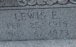Lewis Edward Cline