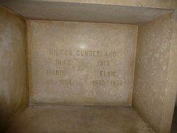 Milton Sunderland