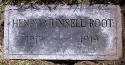 Henry Munsell Root