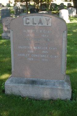 Dorothy M. <i>Webster</i> Clay