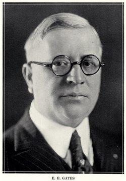 Edward E. Gates, Sr.