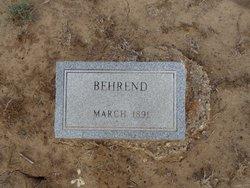 Behrend