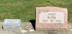 Janet L. <i>Jeffries</i> Bonk