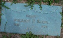 Benjamin F Baker