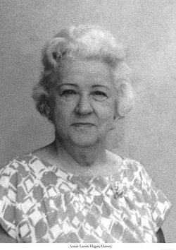 Annie Laurie <i>Hagan</i> Hussey