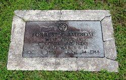Forrest E. Ambrose