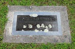 Bess Lee <i>Brown</i> Ambrose