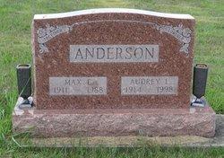 Audrey L. <i>Breeding</i> Anderson