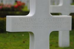 TSgt William E. Sylvester