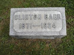 Clinton Daniel Baer