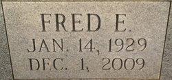 Fred E. Burson
