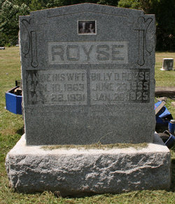William D. Billy Royse