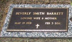 Beverly <i>Smith</i> Barrett