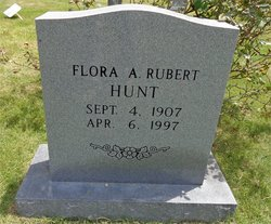 Flora Adabell <i>Rubert</i> Hunt