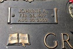 Johnnie A Griffin