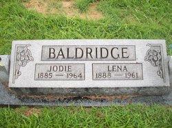 Lena Adeline <i>Wagster</i> Baldridge