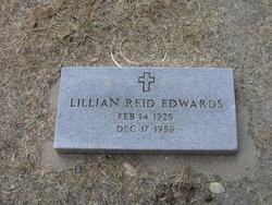 Lillian Mormon <i>Reid</i> Edwards