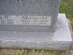 Adeline M <i>Wellenstein</i> Cunningham