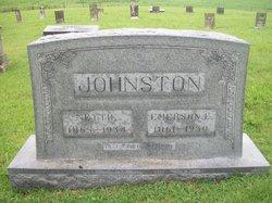 Henrietta B Nettie <i>Tansil</i> Johnston