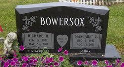 Margaret Ellen <i>Jordan</i> Bowersox