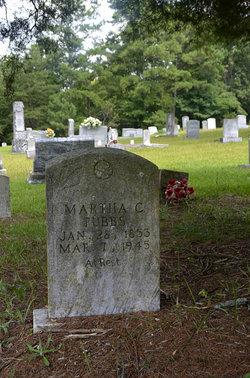 Martha C Mattie <i>Malone</i> Tubbs