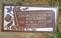 Charles Nicolas Anderson