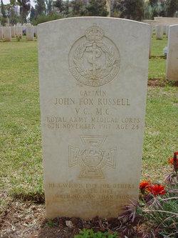 John Fox Russell