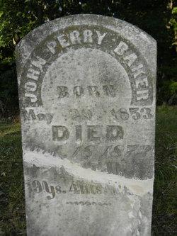 John Perry Baker