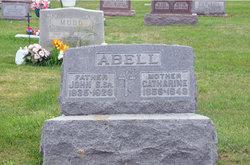 Barbara Catherine Kate <i>Janes</i> Abell