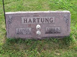Frances Louise <i>Jewell</i> Hartung