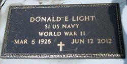 Donald E Light