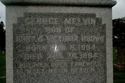 George Melvin Brown