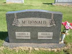 Effie Jane <i>Sampson</i> McDonald