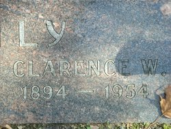 Clarence W Baily