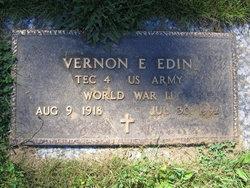 Vernon Edwin Edin