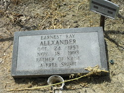 Earnest Ray Alexander