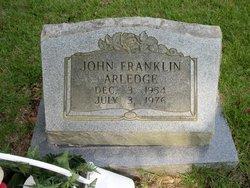 John Franklin Arledge
