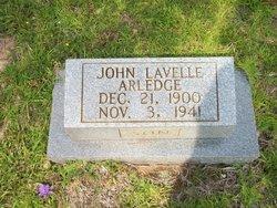 John Lavelle Arledge