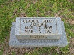Claudie Belle Arledge