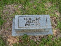Effie Mae Arledge