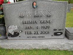 Elisha Gene Owens