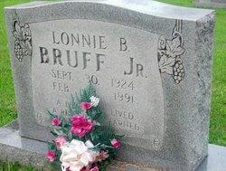 Lonnie B. Bruff, Jr