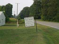 Mount Pleasant C. M. E. Church Cemetery