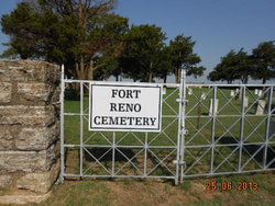 Fort Reno Post Cemetery