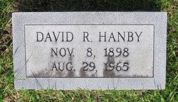 David R. Hanby