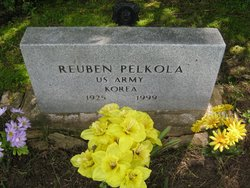 Reuben E Pelkola